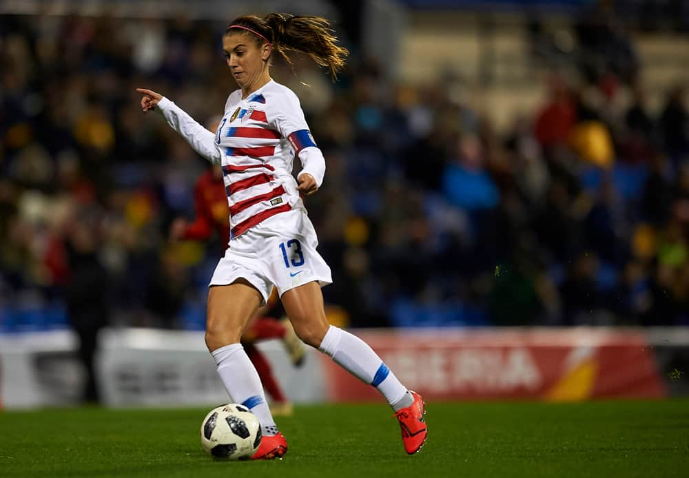 Alex Morgan's Soccer Cleats | What